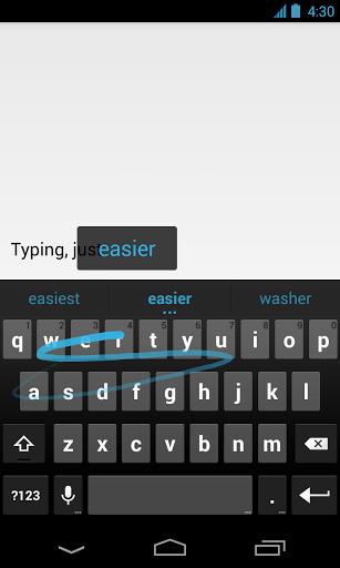 Tastiera-Google
