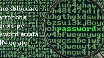 Guida password dimenticata