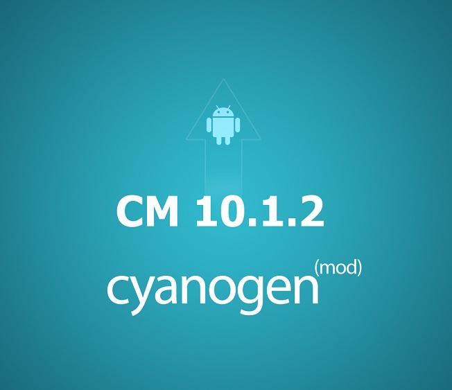 CyanogenMod-10.1.2