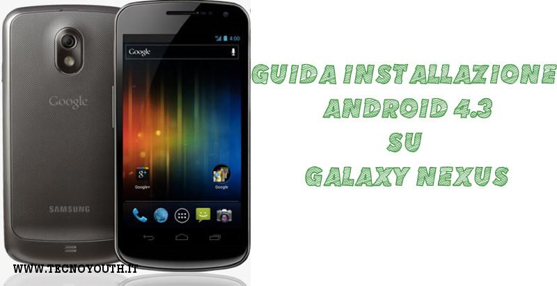 Galaxy-Nexus-Android-4.3