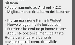 HTC One disponibile Android Jelly Bean 4.2.2 in Italia per no brand