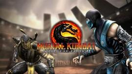 Mortal Kombat Komplete Edition Start