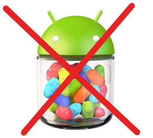 Galaxy S2 non riceverà Android Jelly Bean
