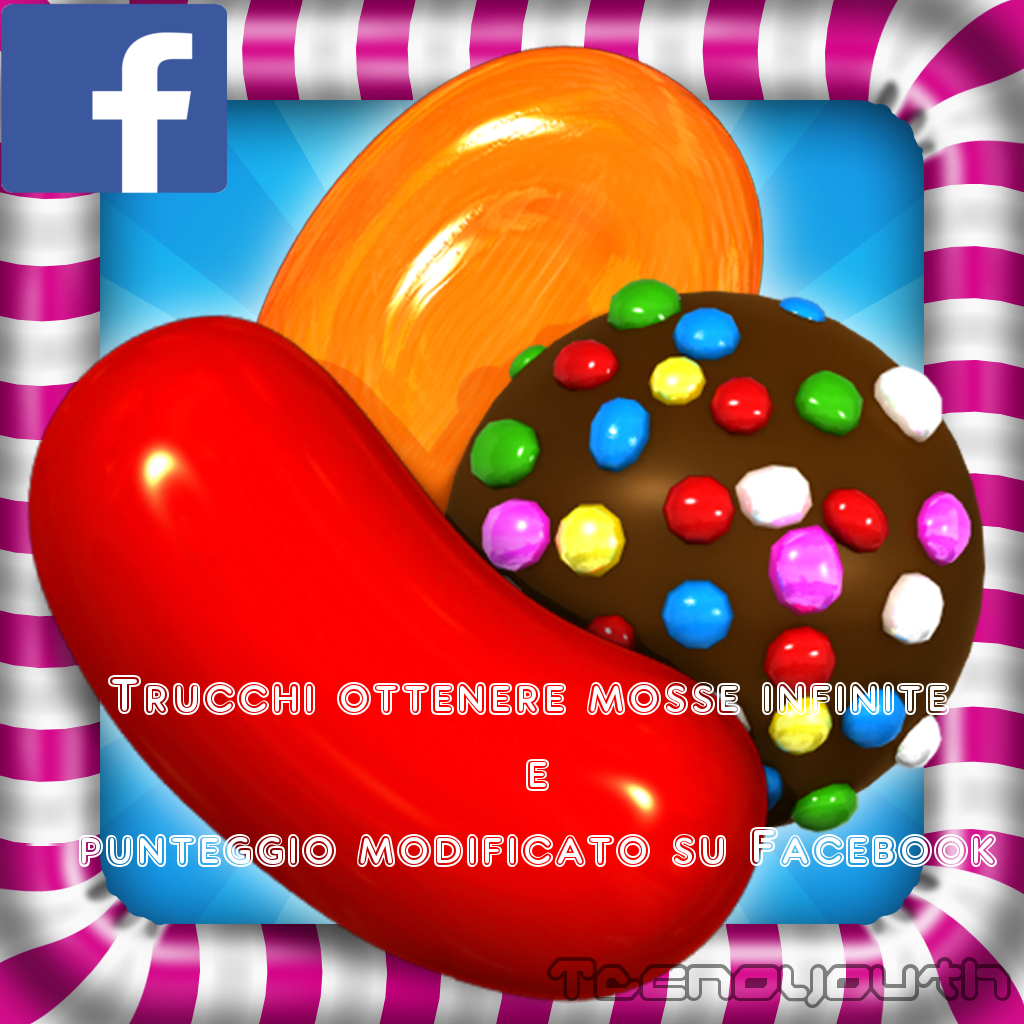 Trucchi Candy Crush Saga Facebook