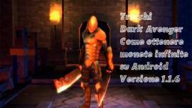 Dark Avenger monete infinite