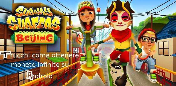 Subway Surfers Beijing