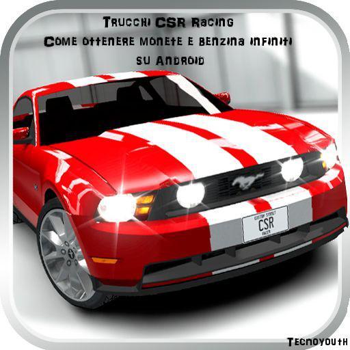 CSR Racing come ottenere monete e benzina infiniti