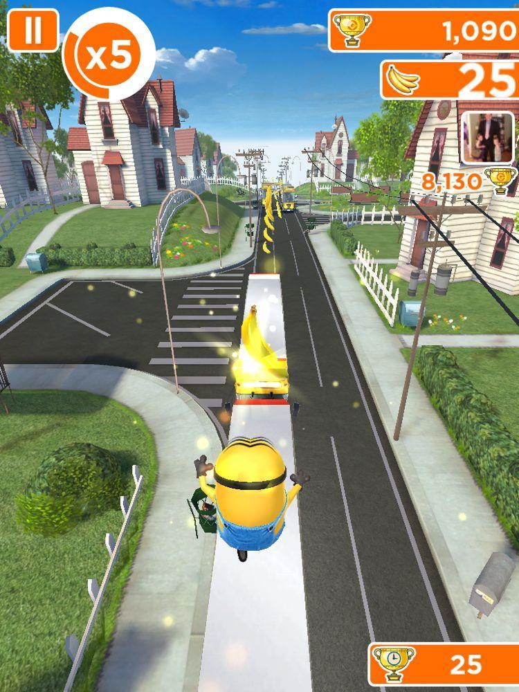 Trucchi Trucchi Cattivissimo Me: Minion Rush screenshot