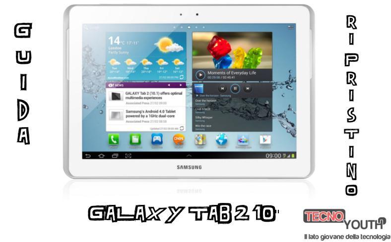 Galaxy-Tab-2-10-ripristino