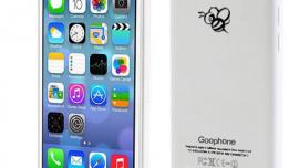 GooPhone i5c il clone di iPhone 5C con Android e prezzo di 100€