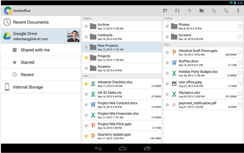 QuickOffice-Google-Drive