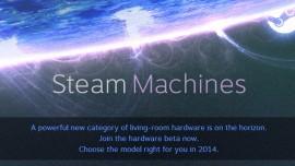 Valve annuncia le Steam Machines per il 2014 con Beta e sviluppo