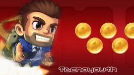 Jetpack Joyride 1.5.1 monete infinite