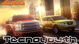 Trucchi Drag Racing 4x4