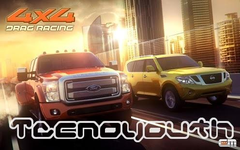 Trucchi Drag Racing 4x4 Android