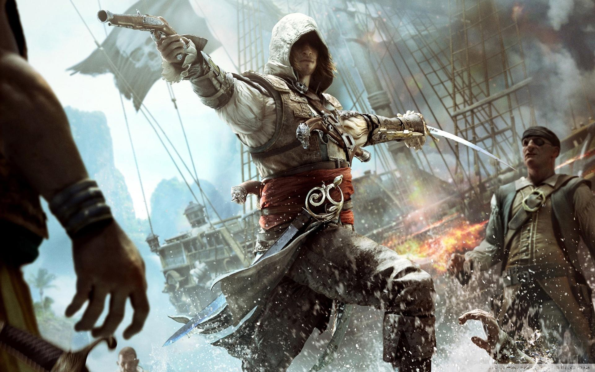 Assassin's Creed IV-Black Flag-news-PC-data di uscita