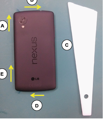 LG Nexus 5 Retro rumors