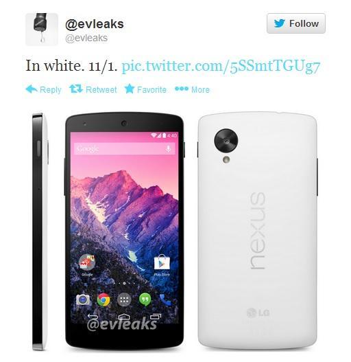 Nexus-5-tweet