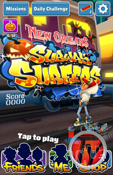 Subway Surfers New Orleans Chiavi infinite monete infinite trucchi
