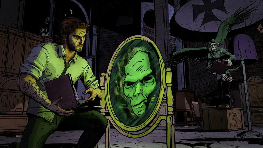 The Wolf Among Us-Gameplay 2