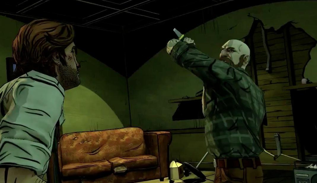 The Wolf Among Us-Gameplay 3