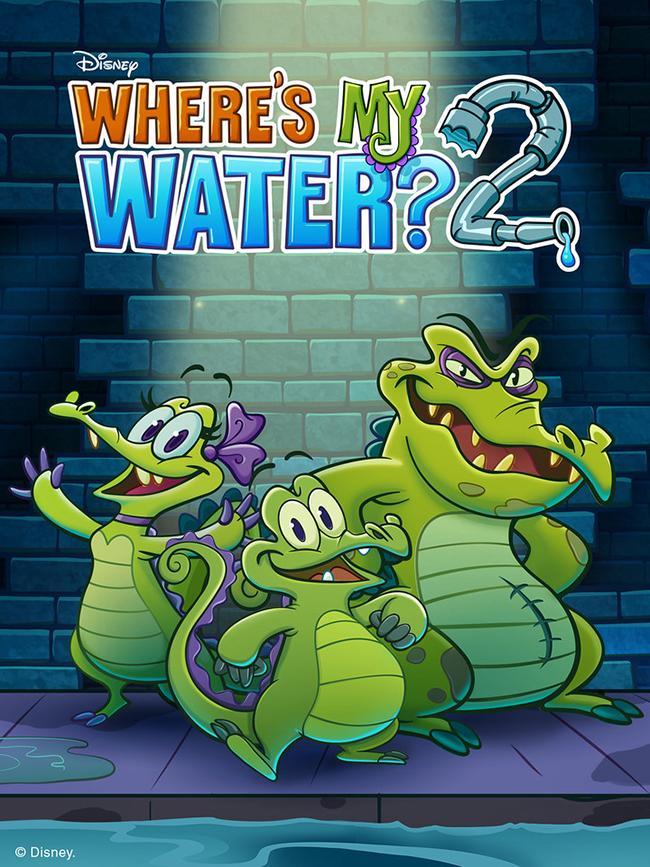 Where's My Water 2-trucchi-sbloccare livelli