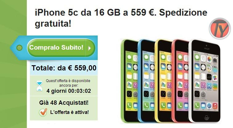 iPhone-5C-Groupon-offerta