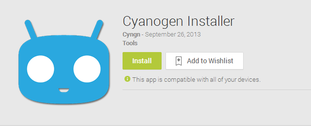 CM-PlayStore