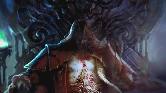 Castlevania-Dracula-Lords of Shadows 2-video-creazione
