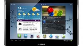 Samsung Galaxy Tab 2 10.1 Wi-Fi, riceve Android 4.2.2 in Europa