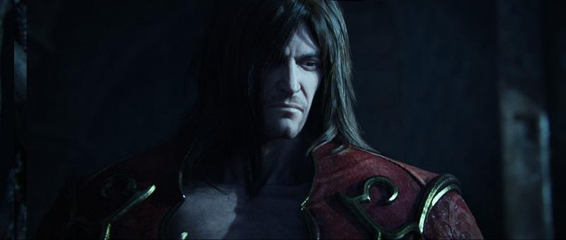 Gabriel Belmont-Dracula-Castlevania-Lords of Shadows 2-video