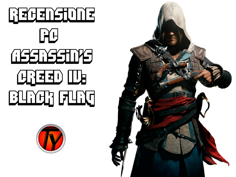Recensione PC-Assassin's Creed IV-Black Flag-Copertina