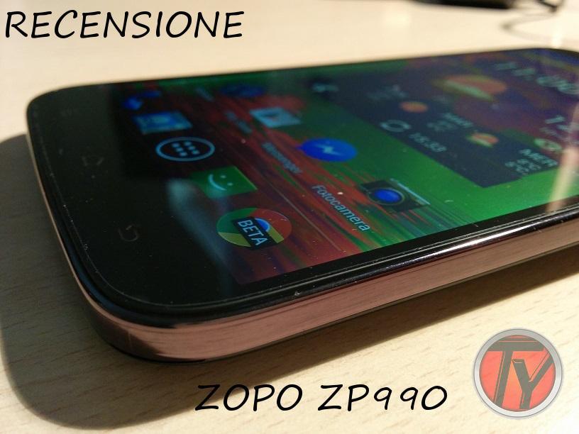 Recensione Zopo ZP990