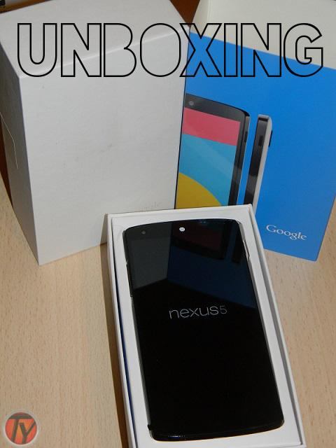 Unboxing-Google-Nexus-5