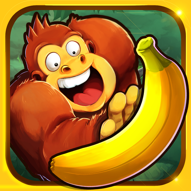 Banana Kong-banane infinite-Android-giochi-trucchi