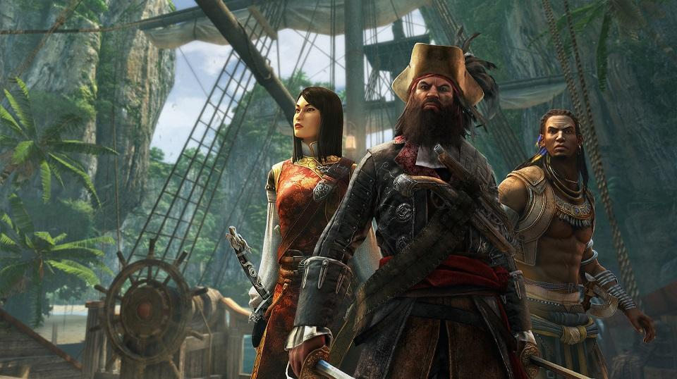 Blackbeard's Wrath-DLC-news-giochi-Assassin's Creed-Black Flag-screenshot