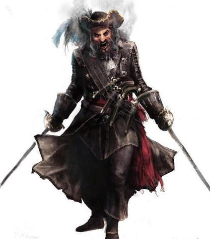 Blackbeard's Wrath-DLC-news-giochi-Assassin's Creed-Black Flag