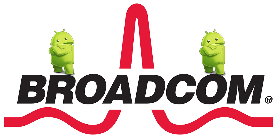 Broadcom-news-Android