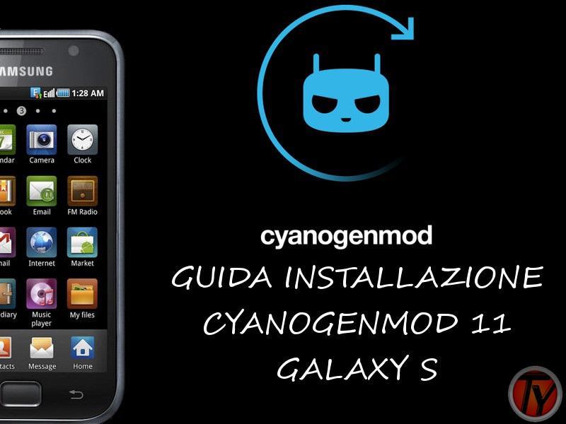 Galaxy-S-I9000-CM-11