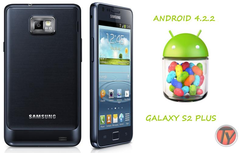 Galaxy S2 Plus Android 4.2.2