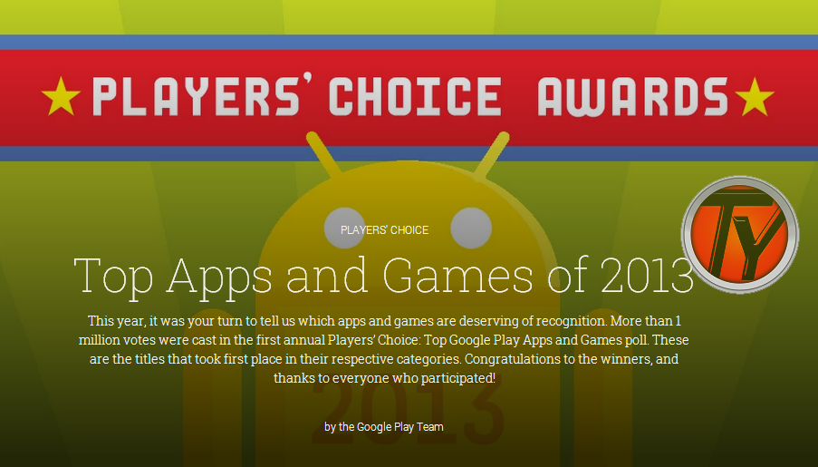 Google Play-migliori applicazioni-giochi-news-Players' Choice Awards