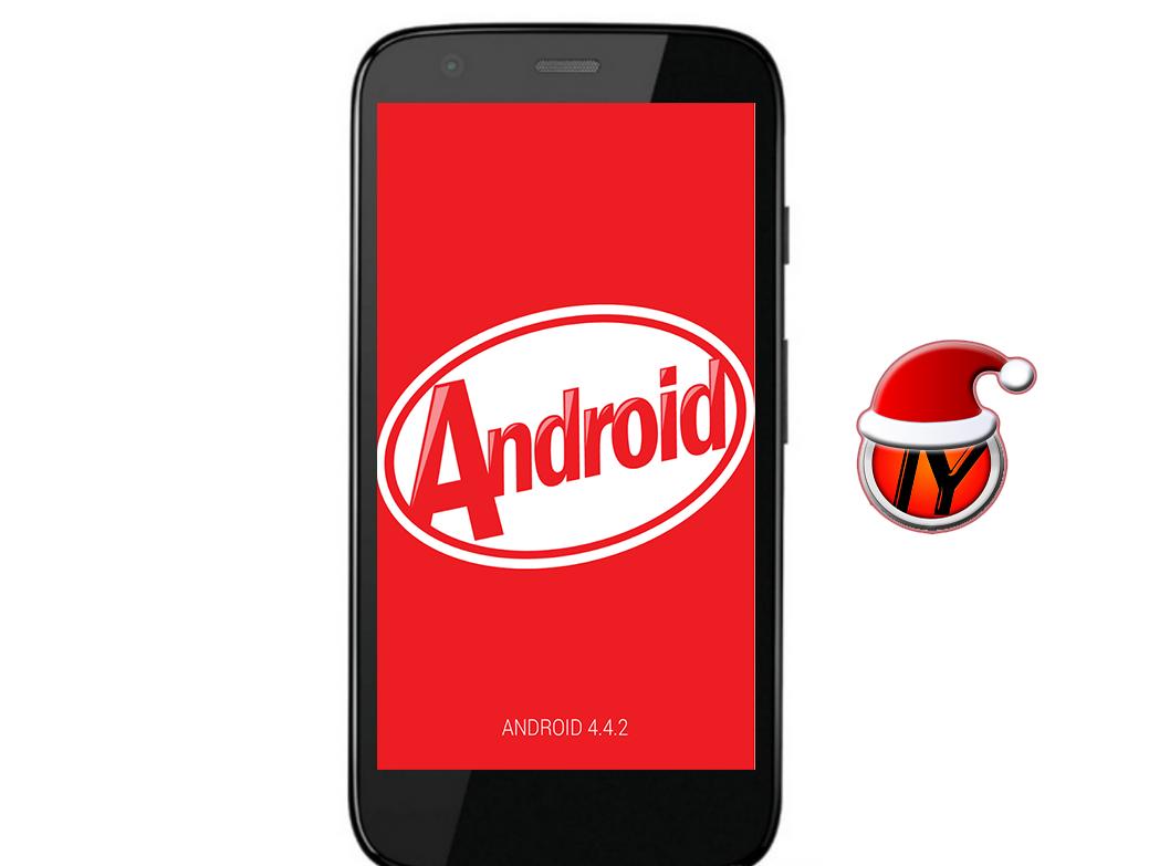 Motorola-Moto G-Android 4.4.2-Android-news