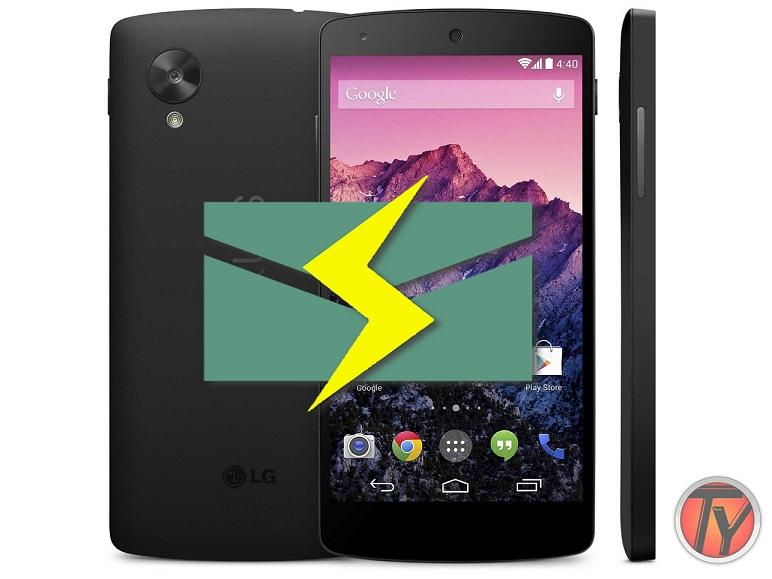 Nexus Flash SMS Android