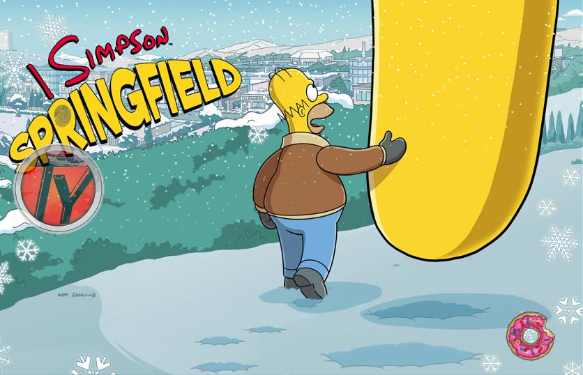 Simpson-Springfield-Trucchi-Ciambelle infinite-versione 4.6.0-Android-Giochi