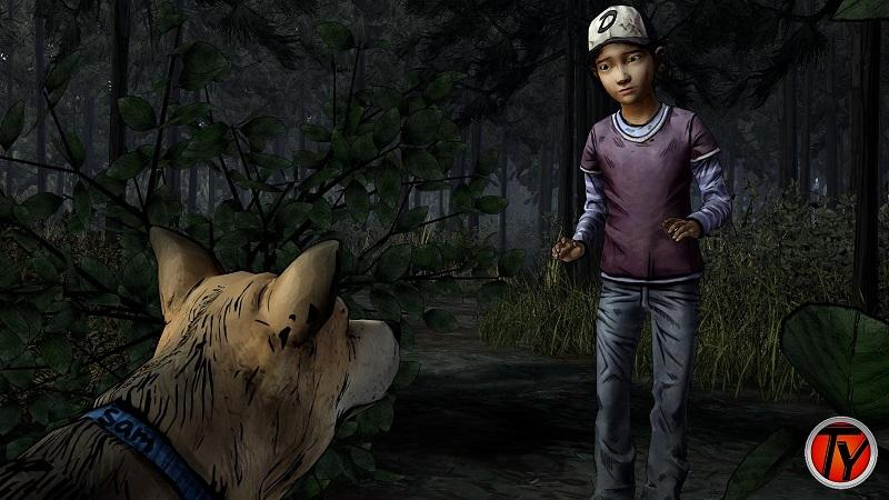 The Walking Dead-Stagione Due-recensione-PC-giochi-Screenshot 2