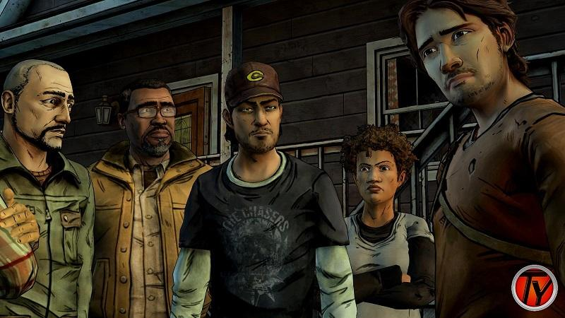 The Walking Dead-Stagione Due-recensione-PC-giochi-Screenshot 4