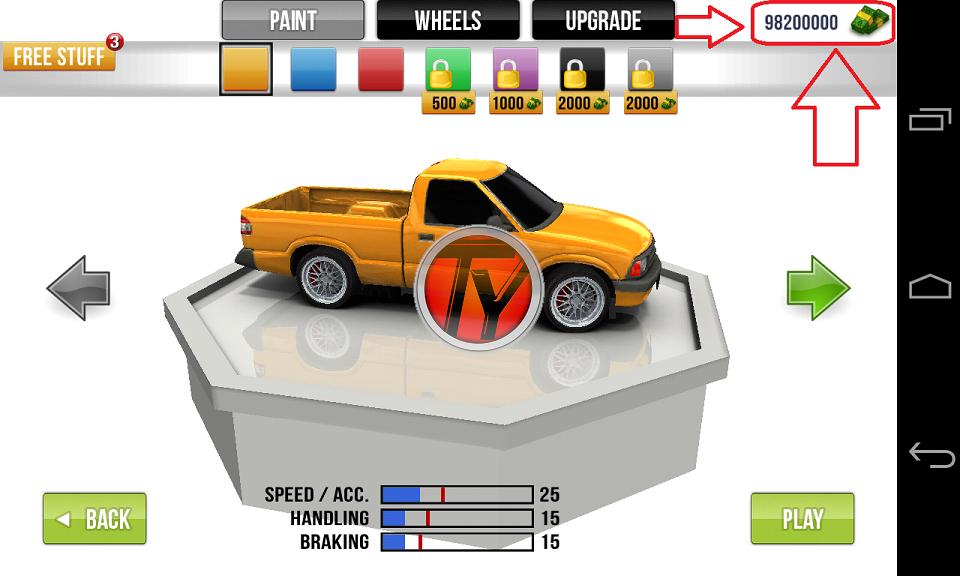 Trucchi-Traffic Racer-denaro infinito-Android-hack-giochi