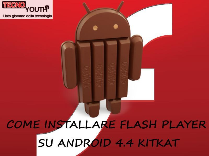 Flash Player KitKat