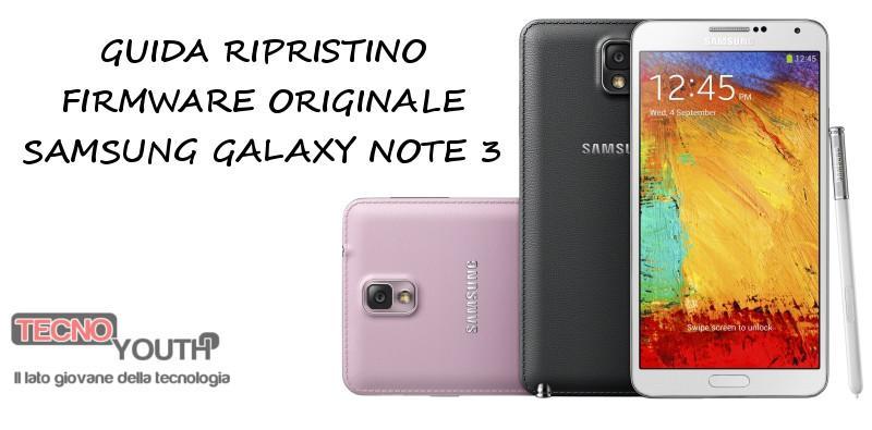 Galaxy-Note-3-ripristino