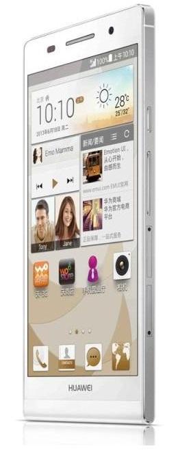 Huawei ascend p6s ufficiale specifiche tecniche e immagini for Specifiche home plan